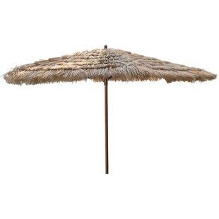 Tiki 9 Market Umbrella By Panama Jack Outdoor