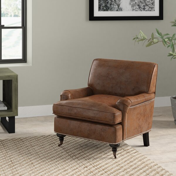 Jandreau Club Chair by Greyleigh