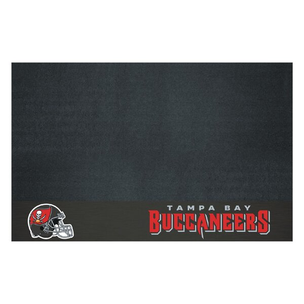 NFL - Tampa Bay Buccaneers Grill Mat by FANMATS