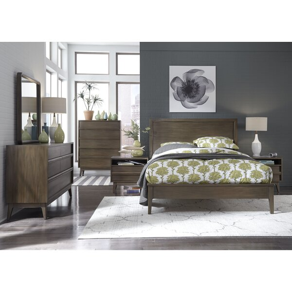 Calvillo Platform Configurable Bedroom Set by George Oliver