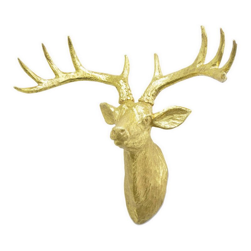 Luxury Deer Wall Decor Images - Wall Art Design - leftofcentrist.com