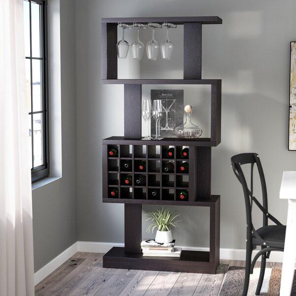 Matson 24 Bottle Floor Wine Glass Rack by Zipcode Design