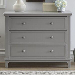 Brooklyn 3 Drawer Standard Dresser
