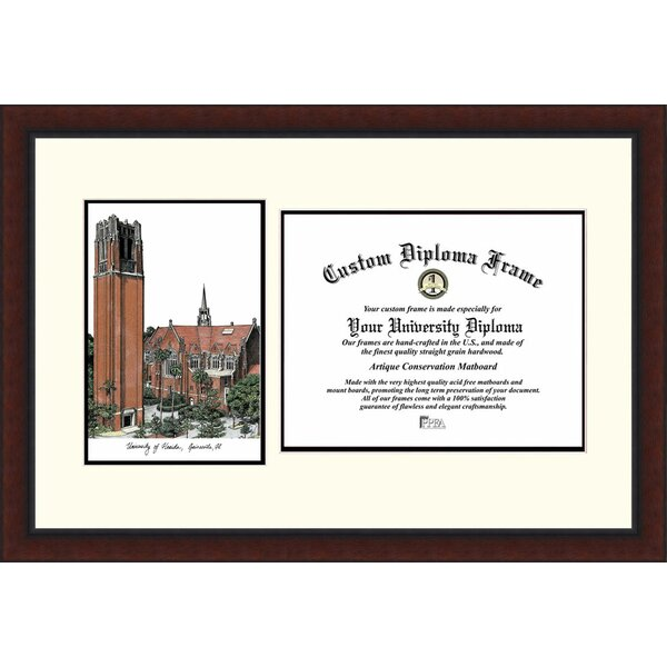NCAA Florida University, The Tower Legacy Scholar Picture Frame by Campus Images