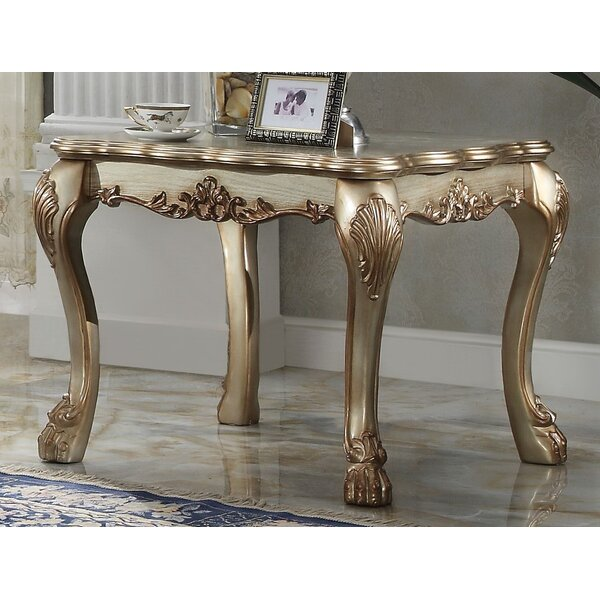 Marissa End Table by Astoria Grand