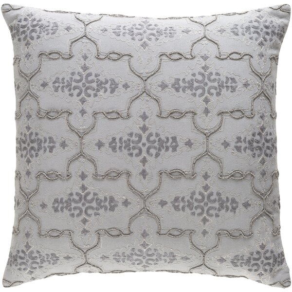 Shaffer Cotton Throw Pillow by Darby Home Co