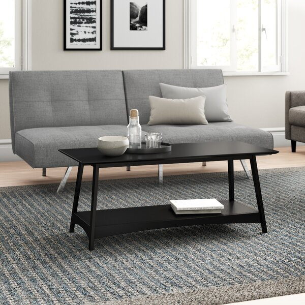 Talmadge Coffee Table With Storage By Zipcode Design