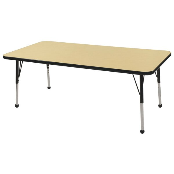 60 x 24 Rectangular Activity Table by ECR4kids