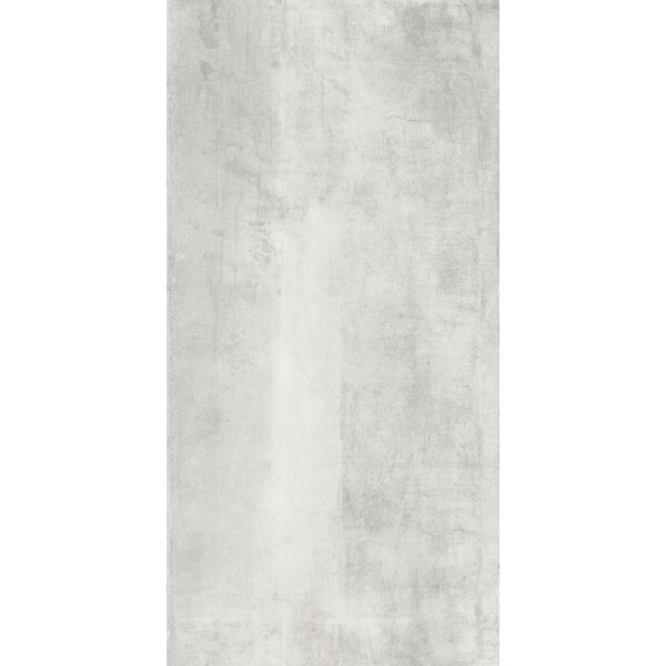 Blocks 12 x 24 Porcelain Field Tile in White by Tesoro