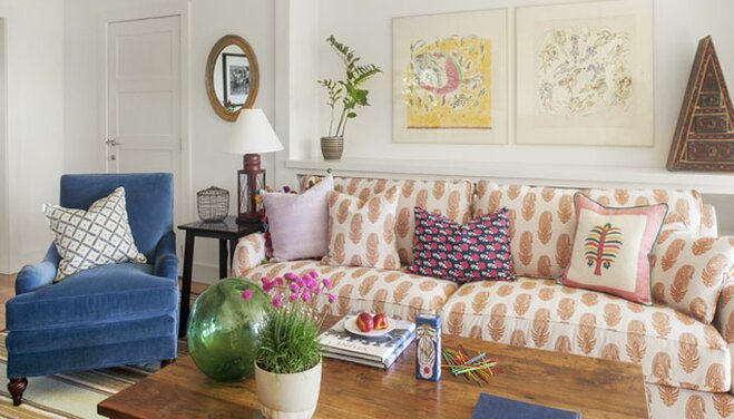 How To Find The Perfect Small Space Sofa