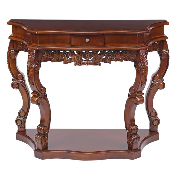 Saffron Hill Console Table By Design Toscano