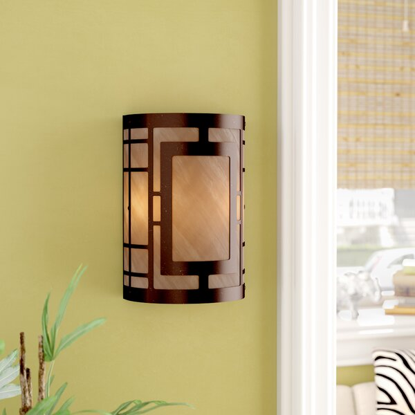Galvan 2-Light Wall Sconce by World Menagerie
