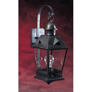 Find the perfect 900 Series 1-Light Outdoor Wall Lantern By Brass Traditions