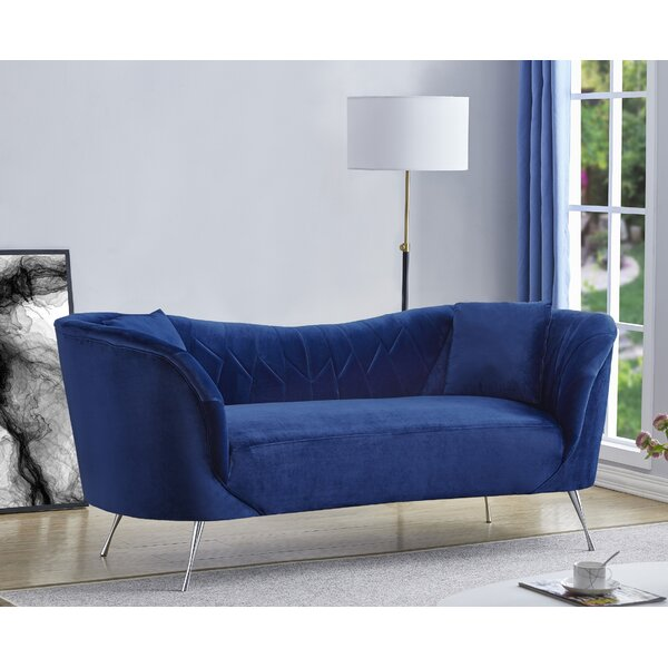 Shop Special Prices In Mayne Chesterfield Sofa by Mercer41 by Mercer41