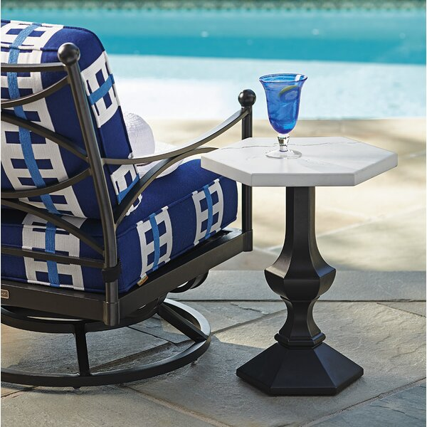 Pavlova Side Table by Tommy Bahama Outdoor Tommy Bahama Outdoor