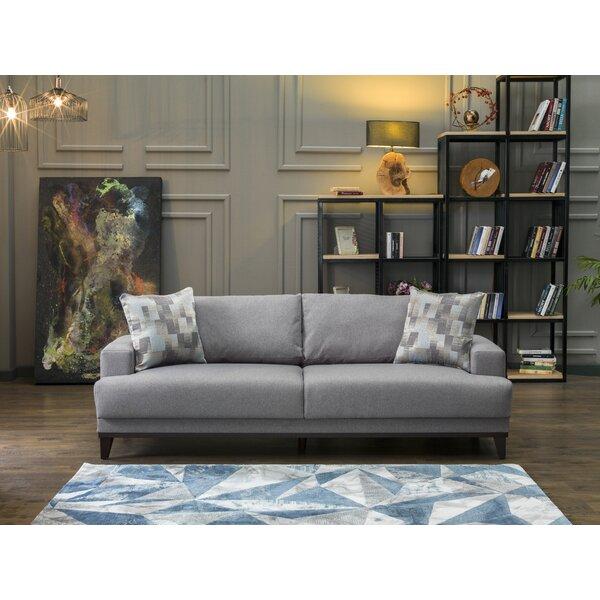 Alassane Full Split Back Convertible Sofa by Ebern Designs Ebern Designs