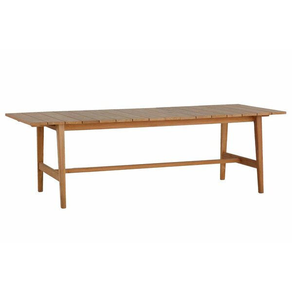 Coast Teak Dining Table by Summer Classics