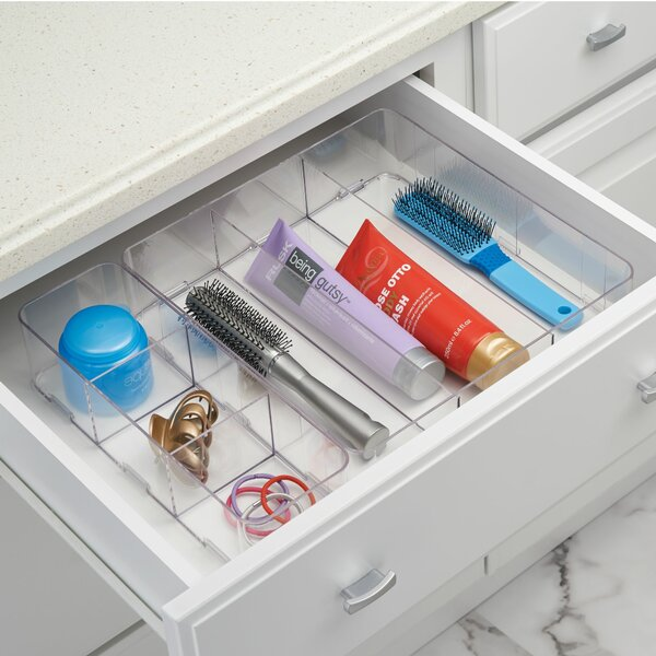 3H x 12W x 12D Drawer Organizer by InterDesign