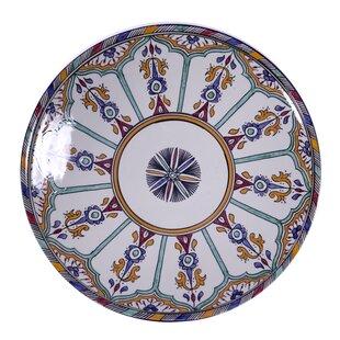 Moroccan Moorish Fez Serving Platter  sc 1 st  Wayfair & Moroccan Dishes | Wayfair