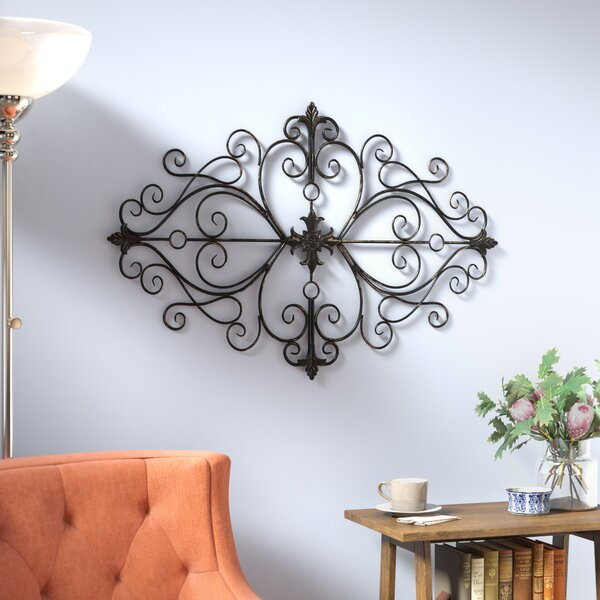 Scroll Wall Decor | Wayfair