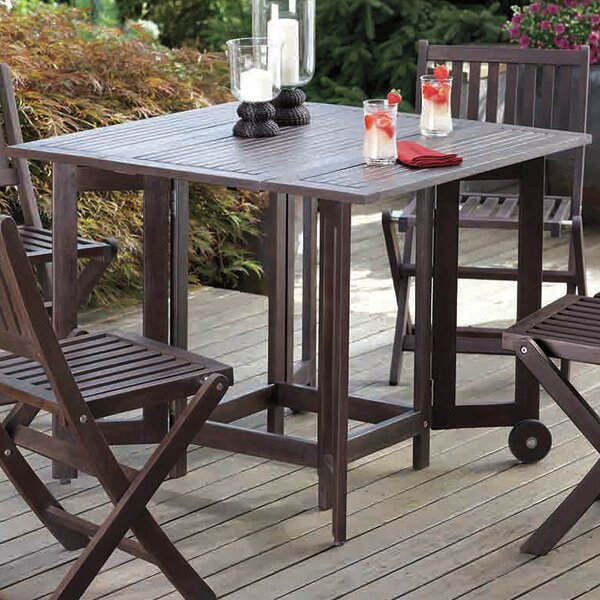 Eucalyptus Folding Table by Merry Products