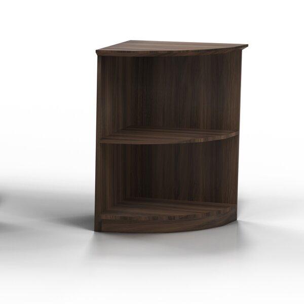Arroyo Corner Bookcase By Symple Stuff