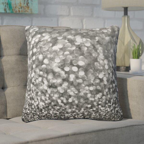 Curcio Steely Throw Pillow by Brayden Studio