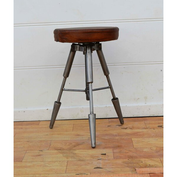 Dinah Height Adjustable Shop Stool by 17 Stories