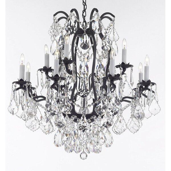 Dagan 12-Light Chandelier by Astoria Grand