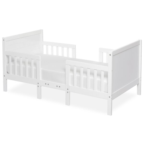 Harshman Toddler Bed By Harriet Bee by Harriet Bee Great Reviews