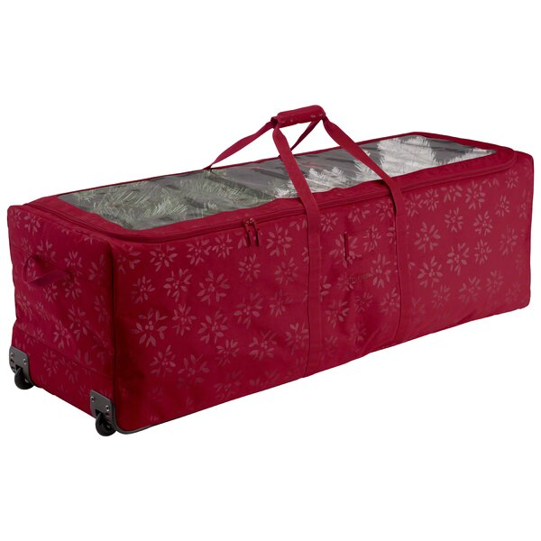 Christmas Tree Rolling Storage Duffel by Classic Accessories