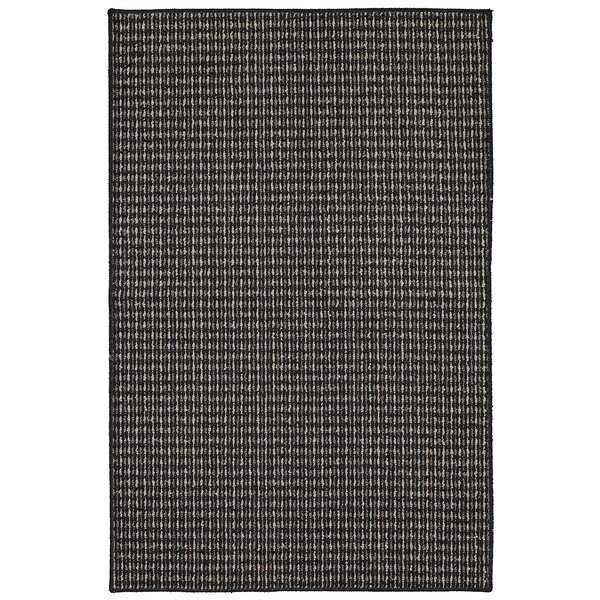 Steuben Black Area Rug by Charlton Home