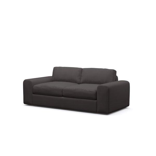 Couch Potato Condo Loveseat Sofa by BenchMade Modern