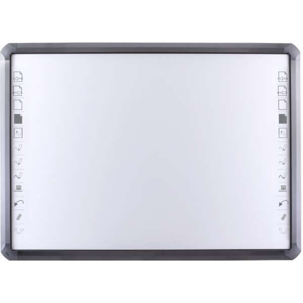 Wall Mounted Interactive Whiteboard by Qomo