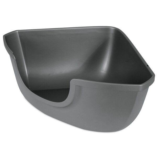 Corner Litter Pan by Petmate