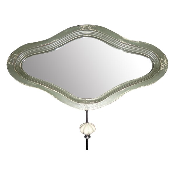 Ameoba Wall Mirror by Cheungs