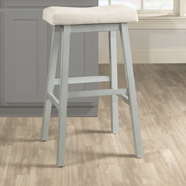 Angelique Bar & Counter Stool by Highland Dunes