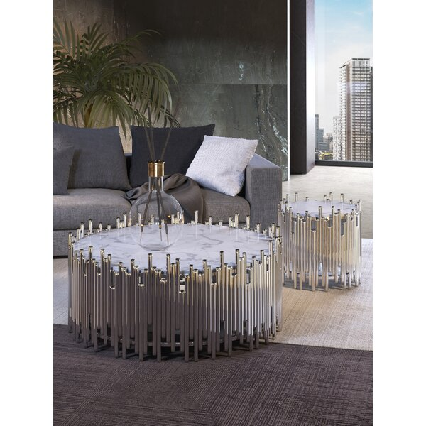 Piercy Coffee Table By Everly Quinn