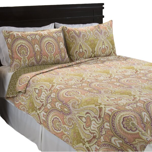 Mila Quilt Set by Plymouth Home