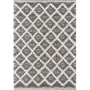 Buying Annalee Hand-Hooked Wool Black Area Rug By Bungalow Rose