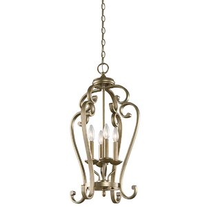 Greenwald 4-Light Candle-Style Chandelier