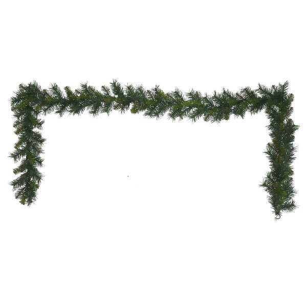 Multi Pine Garland with 160 Tips (Set of 2) by August Grove