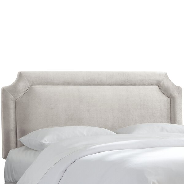 Arundel Upholstered Panel Headboard by Darby Home Co