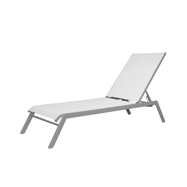 Bloomsburg Reclining Chaise Lounge by Brayden Studio