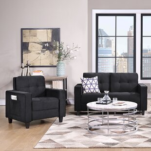 Sofa Set Morden Style Couch Furniture by Latitude Run®