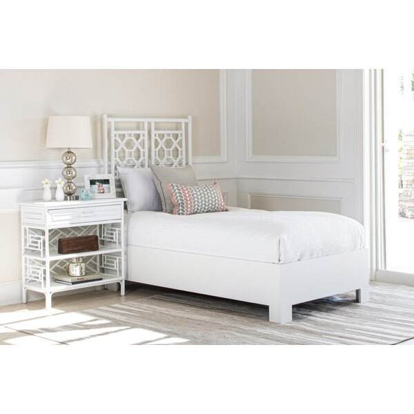 Lattice Standard Bed by David Francis Furniture