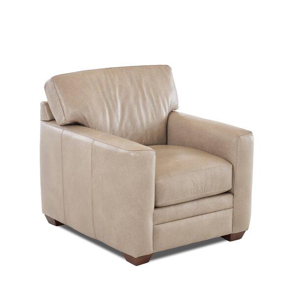 Carleton Club Chair by Wayfair Custom Upholstery™