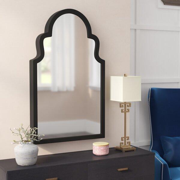 Fifi Contemporary Arch Wall Mirror by Willa Arlo Interiors