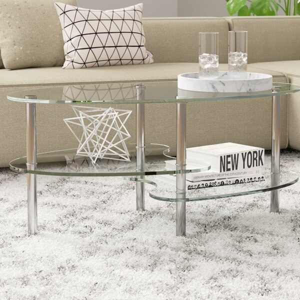 Railsback Coffee Table by Orren Ellis