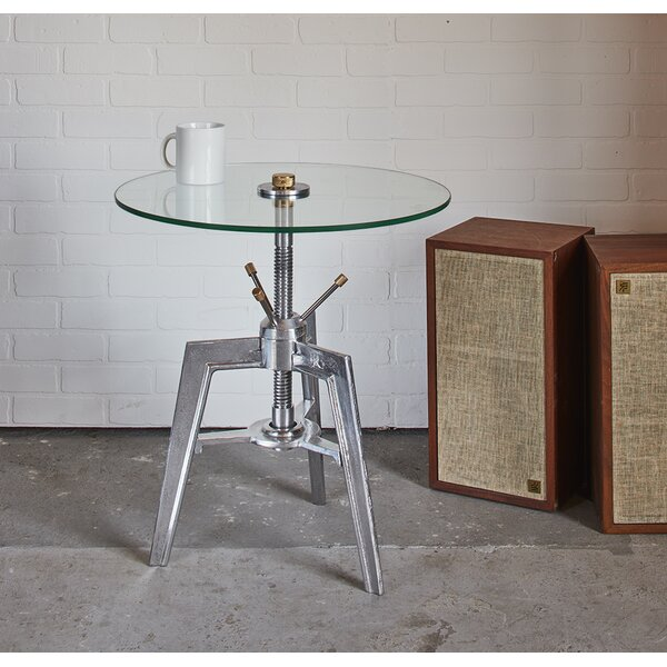 Indira End Table by 17 Stories 17 Stories